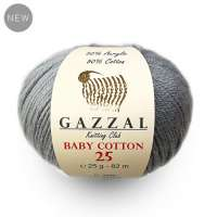 BABY COTTON 25 GAZZAL (БЭБИ КОТТОН 25 ГАЗЗАЛ)