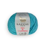 SILK and CASHEMERE GAZZAL (ШЕЛК И КАШЕМИР ГАЗЗАЛ)
